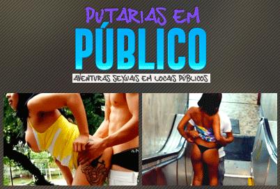 Putarias em Público