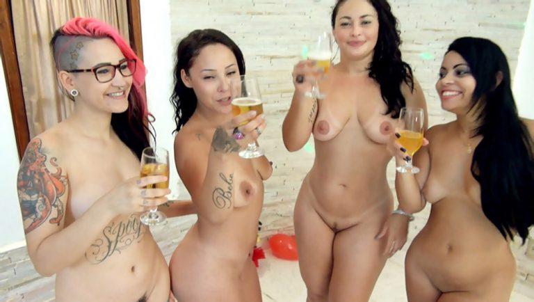 Festa de Garotas