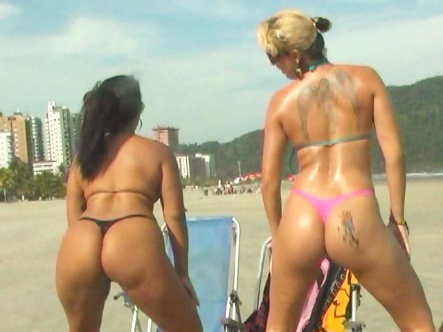 Safadas na Praia